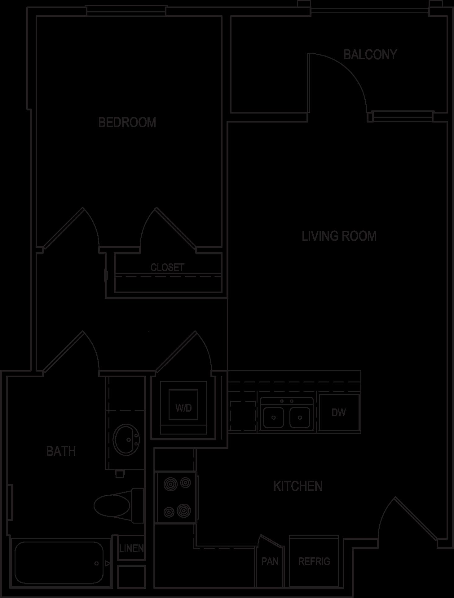 Amalfi Floorplan A1-C